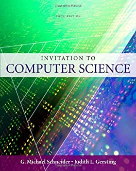 An Invitation to Computer Science 5th Edition