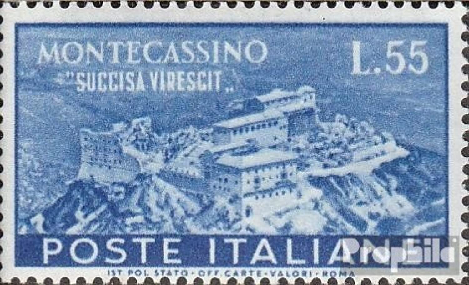 838 1951 Monte cassino (Stamps for collectors)
