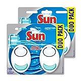 Sun Désodorisant Pour Lave-Vaisselle Neutraliser Duo Pack - Lot de 2