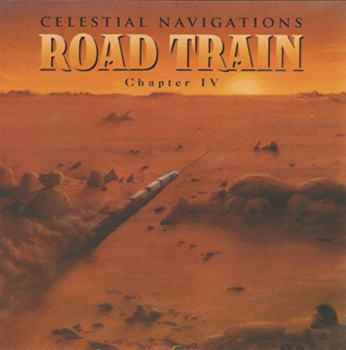 Road Train, Chapter IV audiobook cover art