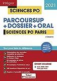 Sciences Po Paris - Parcoursup +Dossier + oral 2021