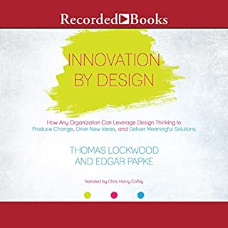Innovation By Design cover art