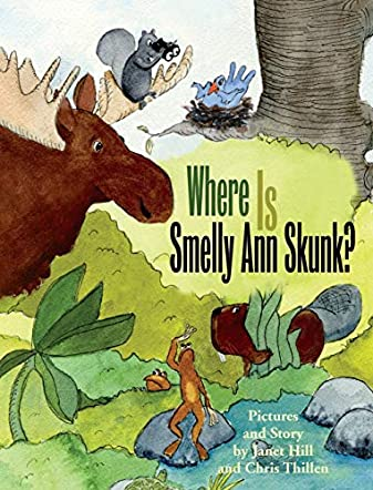 Where Is Smelly Ann Skunk?