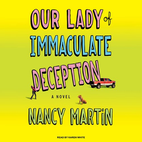 Our Lady of Immaculate Deception audiobook cover art
