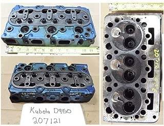 All States Ag Parts Remanufactured Cylinder Head Kioti LB1914 CK20 E5700-03043 Kubota B1750 B8200 F2000 B7200 15532-03040