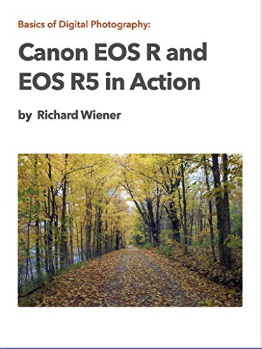 Basics of Digital Photography: Canon EOS R and EOS R5 in Action