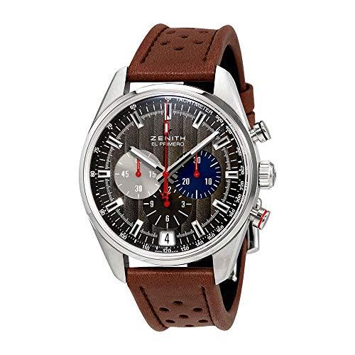 Zenith El Primero 36'000 VPH Chronograaf Automatische Mens Horloge 03.2046.400/25.C771