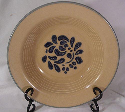 Pfaltzgraff Folk Art Rimmed Soup Bowl