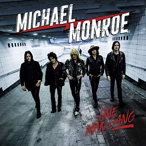 Michael Monroe - One Man Gang  (LP-Vinilo