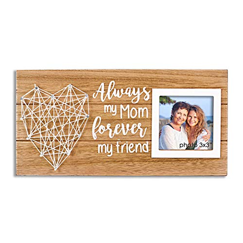 VILIGHT Mom Picture Frame Gifts for Mother's Birthday from Daughter Son -...
