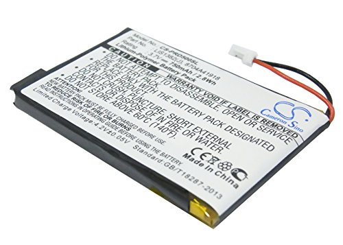 Cameron Sino Replacement 750mAh Battery for Sony Pocket Reader PRS-500 / PRS-505