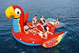 Bestway H2OGO! Giant 20FT Inflatable Parrot Pool Lake Summer Party Float with 6...