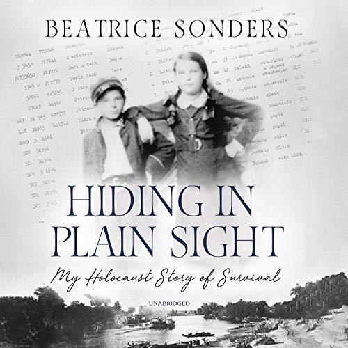 Couverture de Hiding in Plain Sight