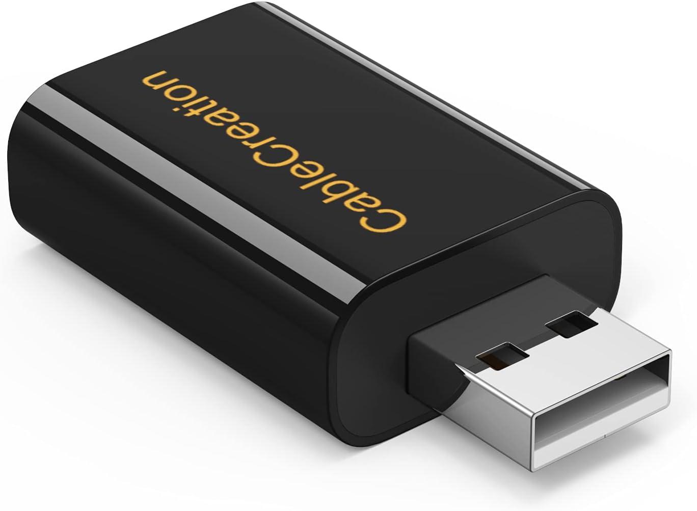Best USB Audio Adapter