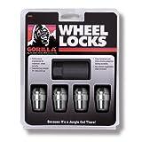 Gorilla Automotive 71641N Acorn Wheel Locks (14mm x 1.50 Thread Size)