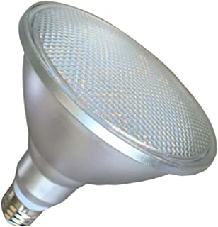Akaiyal PAR38 15W Lámpara de Reflector LED E27 Blanco Frío 6000K Impermeable IP65 120 Grados Reemplazo para Lámpara halógena/Bombilla convencional 1-Pack (No Regulable)