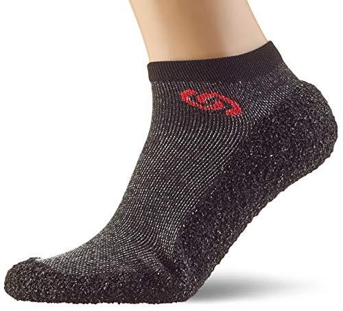 Skinners Barfußschuhe Outdoor Indoor Sportschuhe Barfuss Unisex Trekking Sock - Rot (47-49 EU)