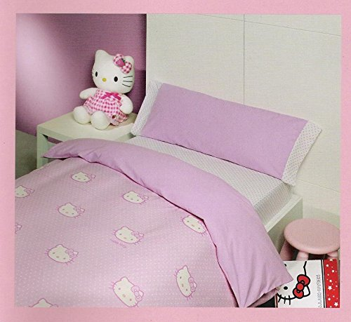 Hello Kitty Sanrio 013490 – couette réglable