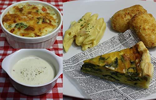 エム・トゥ・エム『オリーブオイルとナチュラルチーズのホワイトソース』