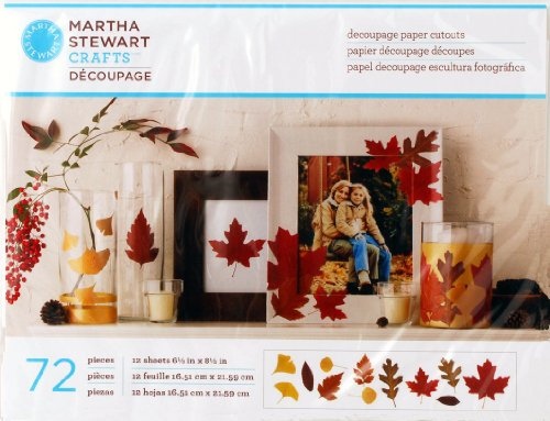 Martha Stewart Crafts Decoupage Paper Cutouts