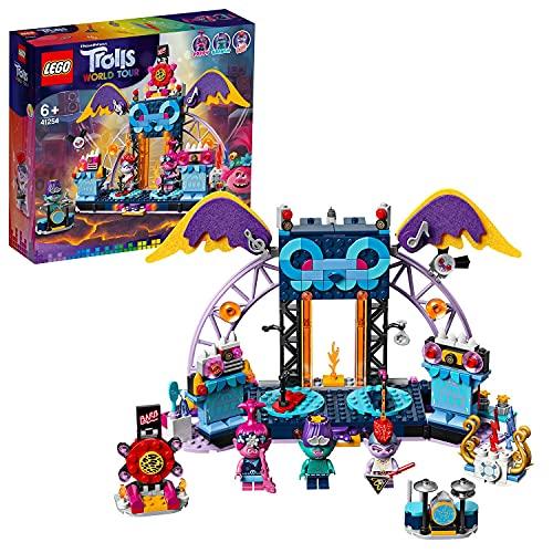 LEGO Trolls 41254 World Tour Volcano Rock City Konzert