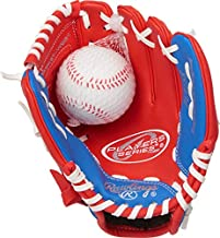 Rawlings Players Series Youth Tball/Baseball Gloves (Ages 3 to 9)