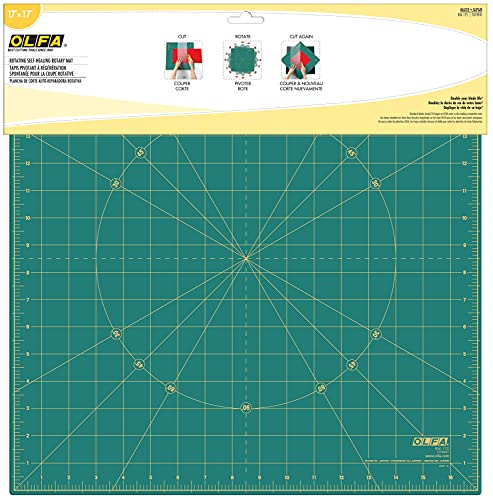 OLFA 12' Rotating Self-Healing Rotary Mat