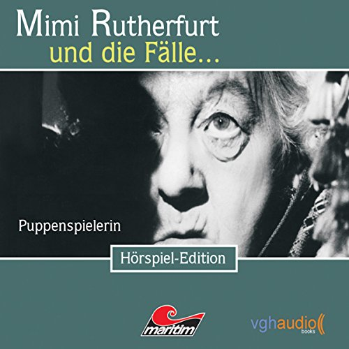 Page de couverture de Puppenspielerin