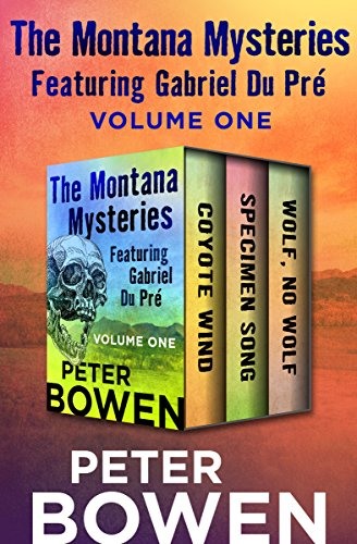 The Montana Mysteries Featuring Gab…