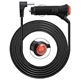 ChengFu Straight Power Cord Compatible with Cobra...