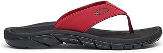 Oakley Men's Supercoil 2.0 Sandals, 12, Raspberry