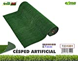 Exma Césped Artificial 7mm Ancho 2mts