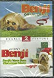 Benji's Double Feature, Benji Off the Leash and Benji's Very Own Chritsmas Story