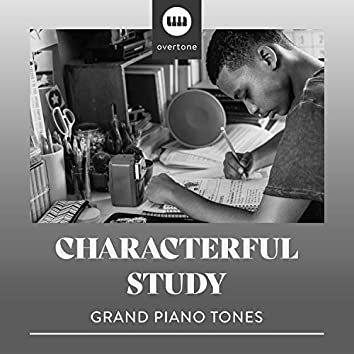 Characterful Study Grand Piano Tones