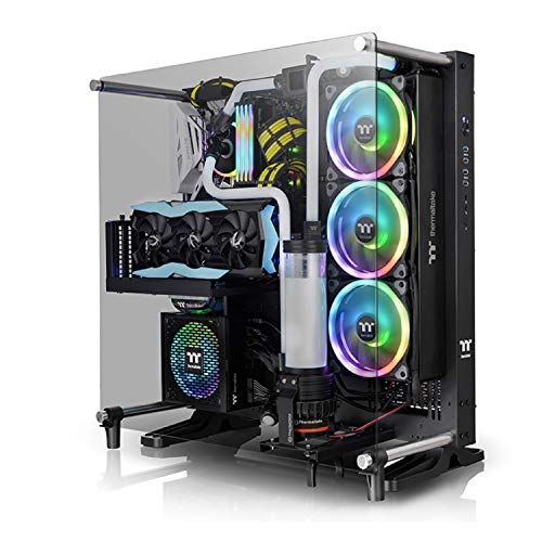 Thermaltake CORE P5 CA-1E7-00M1WN-05 (ATX, Micro ATX, Mini ITX; Black Color)