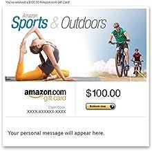 Amazon eGift Card - Amazon Sports and Outdoor