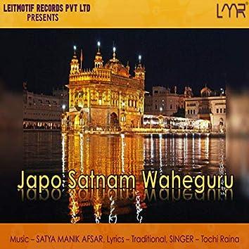 Japo Satnam Waheguru