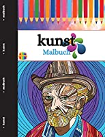 Kunst Malbuch: Stressabbauende Entspannende Ausmalbilder
