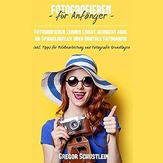 Fotografieren für Anfänger Titelbild