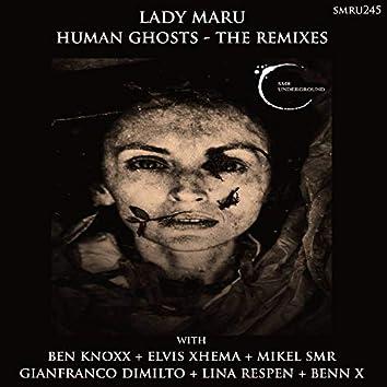 Human Ghosts - The Remixes -