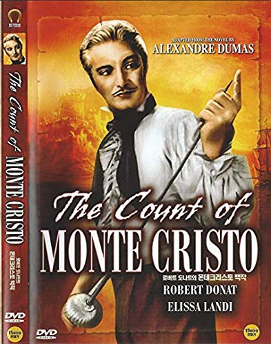 The Count of Monte Cristo (1934) NTSC, Play In All Region