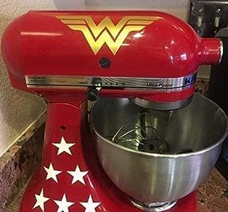WW Inspired Kitchen Mixer Decal Set For Kitchen Mixer Home Decor