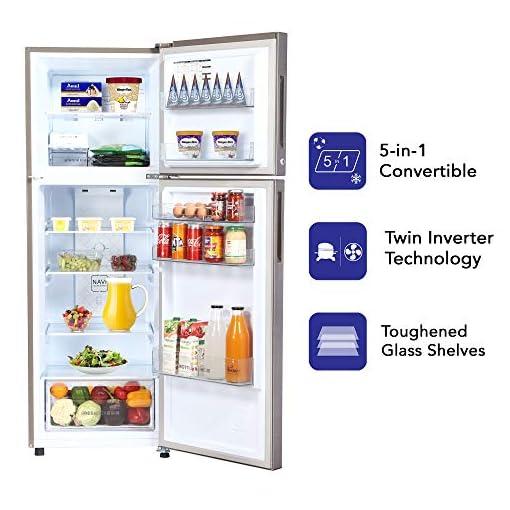 Haier 258 L Refrigerator