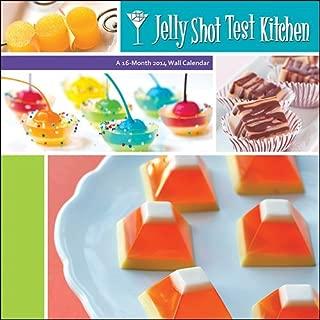 Jelly Shot Test Kitchen 2014 Wall Calendar