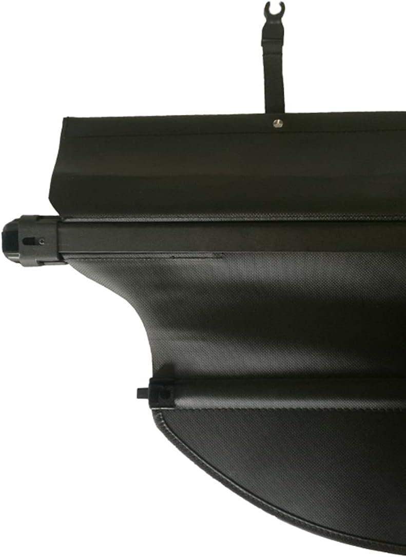 LLKLKL Compatible con TO-YOTA RAV4 2013-2018 Cubierta Protectora de Carga para Maletero Retr/áctil Pantalla Retr/áctil para Maletero