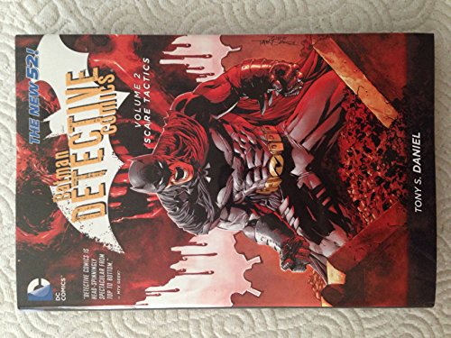 Batman Detective Comics Volume 2: Scare Tactics HC by Daniel, Tony S (2013)