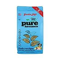 グランマルーシーズ グレインフリー ドッグフード ピュアフォーマンス / フィッシュ (乾燥時450g/約2.3kg分)お水で戻すだけでカンタン手作り食
