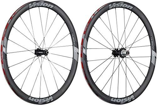 Reposabrazos para manillar de bicicleta Tri Bar FSA Vision Tech Carbon Pro Clip On Aerobar Triathlon