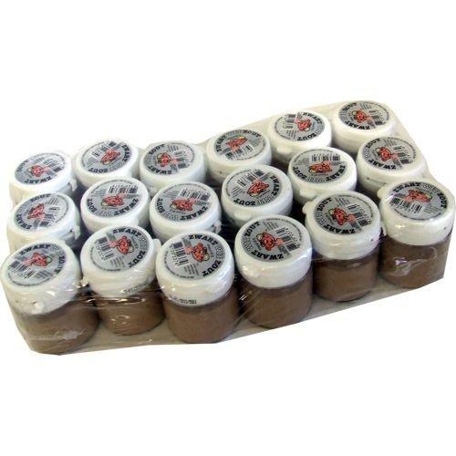Original niederländisches Salmiakpulver 18er-Pack salzig 18 x 25g (Zwart Wit Zout)