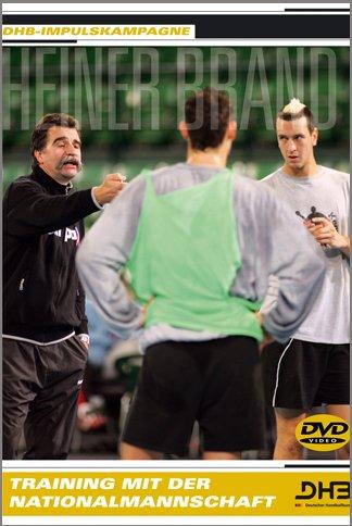 Training mit der Nationalmannschaft